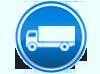 Доставка автомобильным транспортом